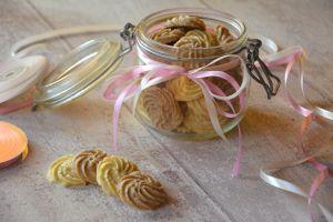 Recette Friandises en bocal (pour un cadeau gourmand ou pour la gourmandise)