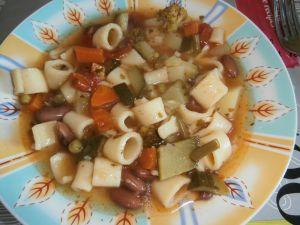 Recette Soupe italienne