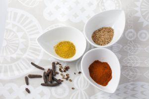 Recette Trio d'épices – Juste pour la photo