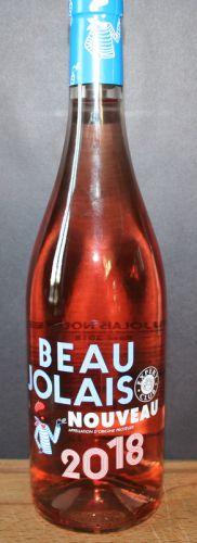 Recette Beaujolais nouveau rosé : présentation
