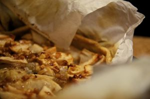 Recette Tarte pommes-poires sans gluten