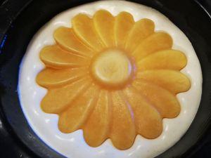 Recette Délice vanille citron vert et insert mangue passion