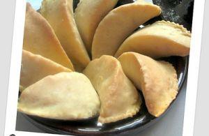Recette Makrout aux dattes graines de sesame