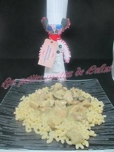Recette Rouelle de porc au lait de coco