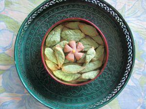 Recette Biscuits amande et pavot, ou bergamote, pour célébrer le printemps