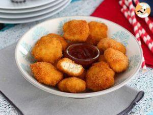Recette Nuggets de poulet faits maison