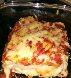 Recette Croque lasagne