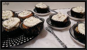 Recette Cupcakes vanillés aux graines de chia