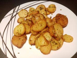 Recette Pommes de terre sarladaises surgelées à l'extra crisp