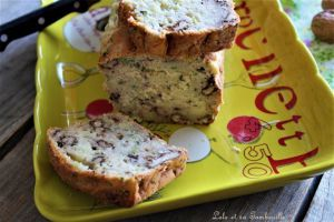 Recette Cake aux courgettes & noix