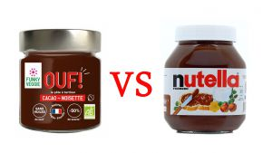 Recette Funky Veggie VS Nutella, la guerre des pâtes à tartiner