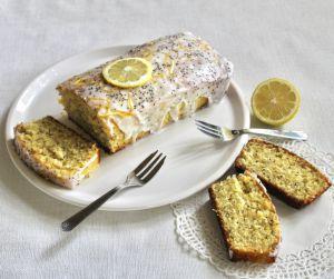 Recette Cake au yuzu, citron et graines de chia