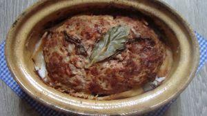 Recette Terrin de poulet ou dinde
