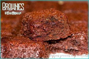 Recette Brownies fondants