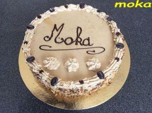 Recette Moka café