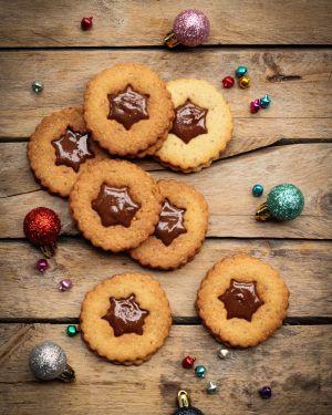 Recette Mes linzer cookies