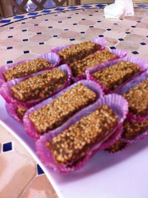 Recette Sellou au nutella