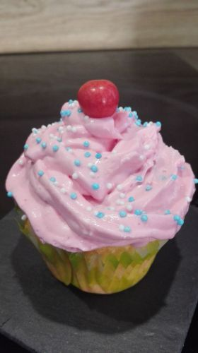 Recette Cupcake cream cheese fraise