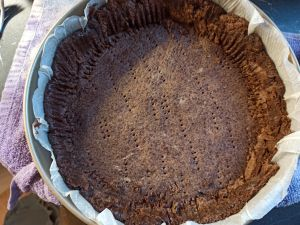Recette Pâte à tarte tout cacao