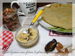 Recette Que manger le matin au petit-déjeuner quand on mange sans gluten ?