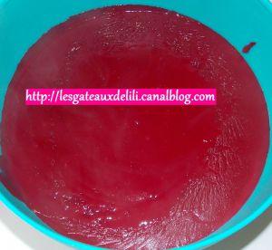 Recette Curd au fraises
