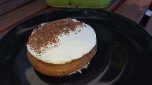 Recette Entremets chocolat-noix de coco