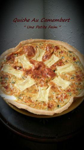 Recette Quiche Au Camembert