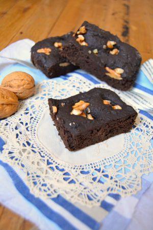 Recette Brownie aux noix vegan