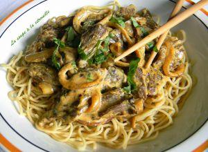 Recette Boeuf au curry rouge