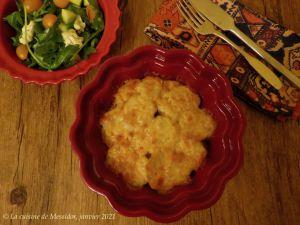 Recette Gratins de pommes de terre au canard confit