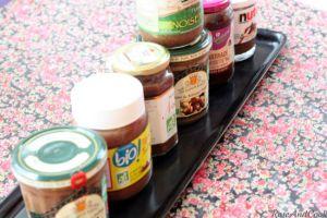 Recette Pâtes à tartiner au banc d'essai, bio et sans huile de palme {contre recettes maison et Nutella}