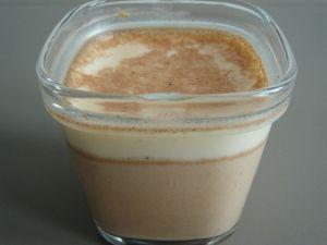 Recette Yaourts maison cacao noisette avec Stimulance (pour 8 pots)