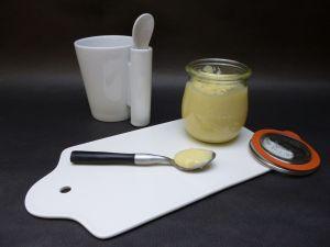 Recette Pâte à tartiner au chocolat blanc