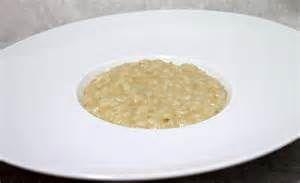Recette 'Mon' risotto