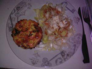 Recette Quiche saumon epinards