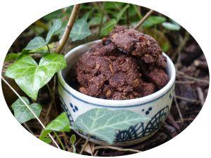 Recette Cookies sablés tout chocolat - IG Bas