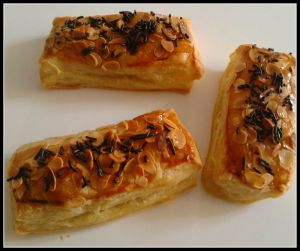 Recette Friands au nutella