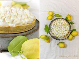 Recette Tarte au citron meringuée (ou pas)