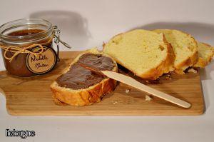 Recette Pâte à tartiner noisettes