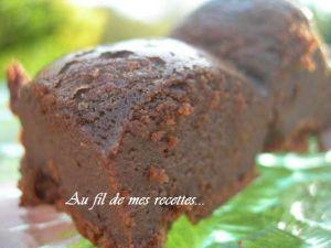 Recette Encore du chocolat