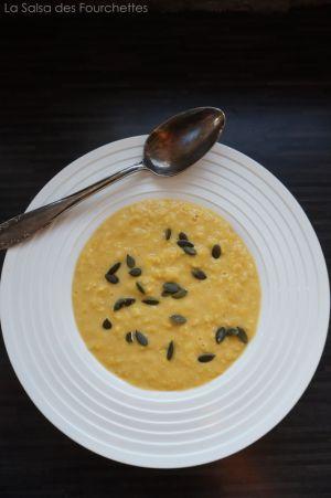 Recette Soupe de maïs