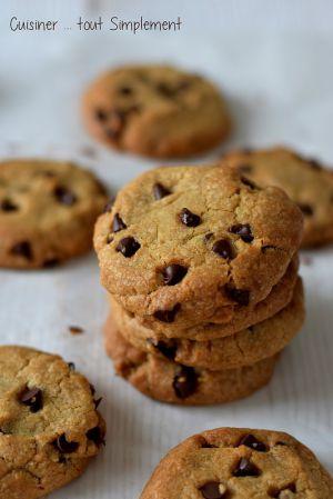 Recette Cookies Végan