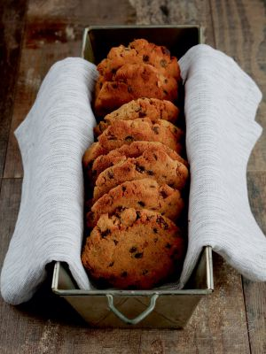 Recette Cookies coco-choco