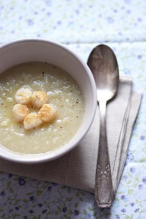 Recette Soupe au fenouil
