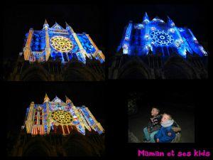 Recette Chartres en lumières
