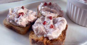 Recette Rillettes de saumon frais et ses baies roses