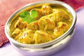 Recette Curry de poulet