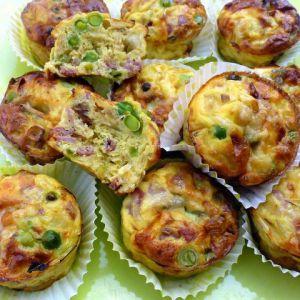 Recette Frittata comme des muffins pour l'apéro