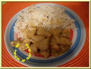 Recette Colombo de poulet/Un tour en cuisine #173