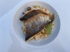 Recette Fenêtres, Brasserie gastro de l'intercontinental Marseille